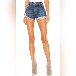 Grlfrnd Cindy shorts size 26 BNWT